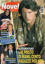 Novella 2007 1.ALDO MONTANO,KEANU REEVES,MARA MEIS,PAVEL NEDVED,DAVID BECKHAM