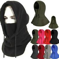 Unisex Full Face Mask Scarf Windproof Winter Hooded Cover Balaclava Biker Hat