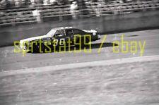 1973 Roy Mayne #30 - NASCAR Daytona 500 Qualifier Race #2 - Vintage Negative