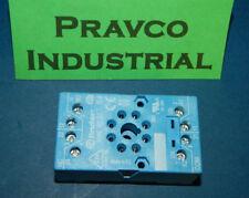 Finder 90.20 Relay Socket 10 Amp 250 Volt Female 8 Pin 9020