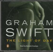 The Light of Day by Graham Swift Audio Cd read by Kenneth Cranham