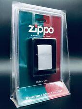 Zippo Vintage Store Lighter Made in Niagara Falls, Ontario (Mega Rare)