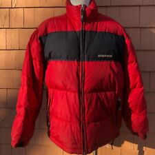 Abercrombie down puffer men's jacket size L