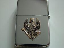 KINGS ROYAL HUSSARS B1.3059 ROYALE CLASSIC CAR BADGE /& CLIP