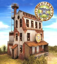 HO Scale Huntley Iron Works Structure Kit by Showcase Miniatures (2015)