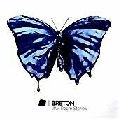 Breton - War Room Stories (2014)  CD  NEW  SPEEDYPOST
