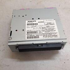 genuine volvo 6 stacker cd player in dash,c30,s40,v50,c70,6cd16w,34w628c