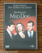 Sein Name ist Mad Dog • DVD • David Caruso, Mike Star, Bill Murray
