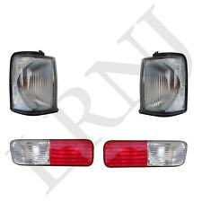 LAND ROVER DISCOVERY 2 99-02 FRONT INDICATOR & REAR BUMPER LIGHTS UPGRADE SET