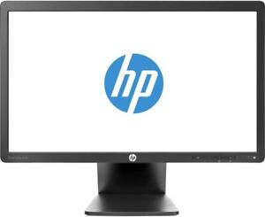 "HP EliteDisplay E201 20"" Widescreen LED Backlit LCD Monitor - NEW IN BOX!!"
