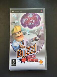 Buzz Brain Bender (Sony PSP, 2008)