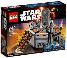LEGO® Star Wars 75137 - Carbon-Freezing Chamber NEU & OVP Han Solo, Boba Fett