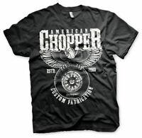 American Chopper Fabrication Eagle Motorrad Custom Bikes Männer Men T-Shirt