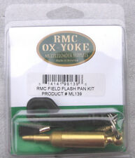 Flash Pan Kit w/Snap Clip - A Must Have For All Flint Lock Rifles & Pistols -