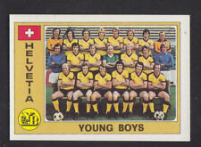 Panini - Euro Football 76/77 - # 118 Young Boys Bern - Helvetia