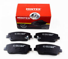 GENUINE BRAND NEW REAR MINTEX BRAKE PADS SET MDB3267 (REAL IMAGES OF THE PARTS)