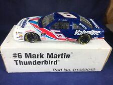 Y1-34 MARK MARTIN #6 VALVOLINE 1995 FORD THUNDERBIRD - REVELL-MONOGRAM