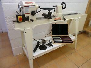 Axminster M950 Woodturning Lathe