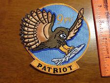 JUNITED STATES 9FU PATRIOT JET FIGHTER F-16   BX  C 11