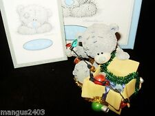 BOXED RARE GIFT ME TO YOU FIGURINE CHRISTMAS HELPER XMAS LIGHTS & DECORATIONS