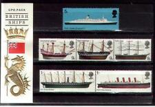 1969 BRITISH SHIPS PRESENTATION PACK