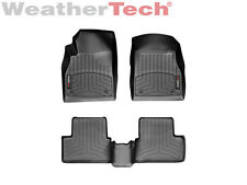 WeatherTech FloorLiner Mats for Chevrolet Cruze - 2011-2014 - Black