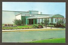 POSTCARD:  ROCKER CLUB - McGUIRE AIR FORCE BASE - NEW JERSEY - c.1960