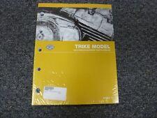 2012 Harley Davidson FLHTCUTG Tri Glide Ultra Classic Trike Parts Catalog Manual