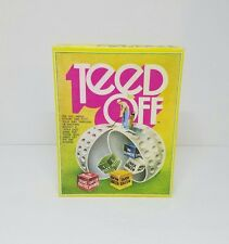 Vintage 1972 Teed Off Dice Game By Pleasantime Games, Rare Collectable