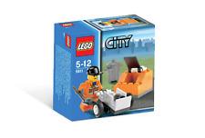 *BRAND NEW* Lego City Transport Public Works 5611