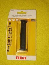 RCA VH596N RG6 RG59/62 RG58 Coax Cable Crimping Tool, New!