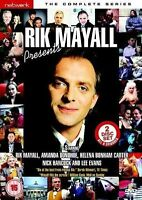 RIK MAYALL PRESENTS the complete series. 2 Discs. New sealed DVD.