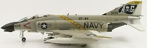 Hobby Master 1:72 F-4B Phantom II USN VF-84 Jolly Rogers USS Independence HA1968