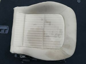 AUDI A4 B8 8K TDI TFSI FRONT RIGHT SIDE SEAT BOTTOM BENCH CREAM COLOR 8T0881106F