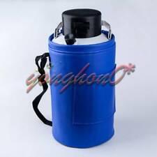 3l Yds 3 Liquid Nitrogen Tank Cryogenic Ln2 Container Dewar With Straps 3pcs Pails