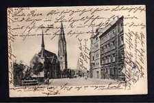113349 AK Ludwigshafen am Bodensee 1903 Rohrlacherstrasse Kirche