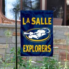 La Salle Explorers Garden Flag Yard Banner