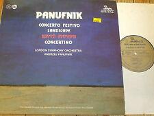 DKP 9016 Panufnik concierto festivo etc./Goedicke/Frye/Panufnik