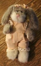 "Vintage Boyds Bears Easter Bunny Archive Collection 9"" ""MIPSIE BLUMENSHINE"""