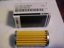 CNH SBA360720130  New OEM Fuel Filter  NEW IN BOX !   FREE SHIPPING !