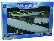 NewRay 1:42 Cessna 172 Skyhawk with Wheel Diecast Aircraft - Free Shipping