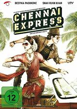 Chennai EXPRESS-Limited Special Edition (Shah Rukh Khan) 2 DVD NEW + OVP!