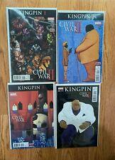 Civil War 2 Kung Fu 1-4 - High Grade Comic Book B71-76