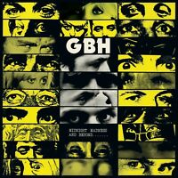 G.B.H. - MIDNIGHT MADNESS AND BEYOND  VINYL LP NEW!