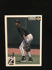 Michael Jordan collectors choice 1994 #23 baseball golfing large card 5x7