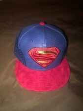 New Era 59FIFTY Justice League Superman Fitted Cap 7 3/8