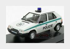 Skoda Favorit 136L Policie Ceske Replubiki 1988 ABREX 1:43 143ABSX-708XA7