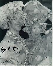 BRIAN MURPHY hand-signed GEORGE & MILDRED 8x10 uacc rd coa YOOTHA JOYCE COSTUMES