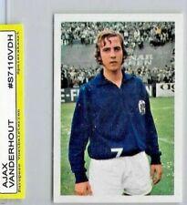 1971 ROOKIE JOHAN NEESKENS Voetbalsterren Vanderhout / PERFECT STATE