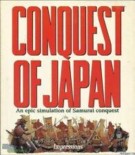 CONQUEST OF JAPAN aka SAMURAI WAY OF THE WARRIOR +1Clk XP Vista 7 & 8 Install